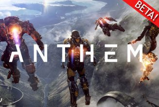 La beta de Anthem estará disponible a inicios de febrero!