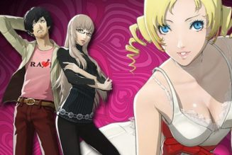 Catherine Classic disponible en Steam