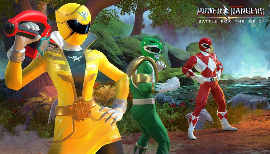 Power Rangers: Battle for the Grid. Modo de juego y teaser extendido.