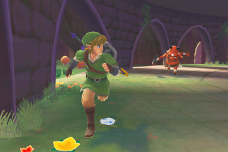 ¡Corre Link, Corre! Speed Runs de Zelda