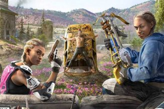 Far Cry New Dawn reseña