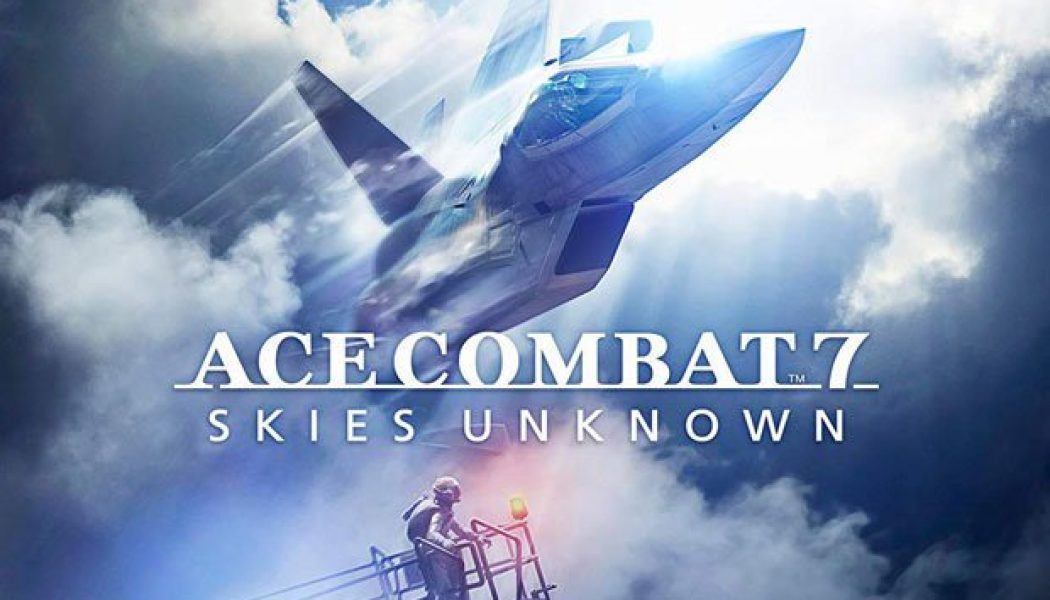 Nuevo Teaser de Ace Combat 7: Skies Unknown