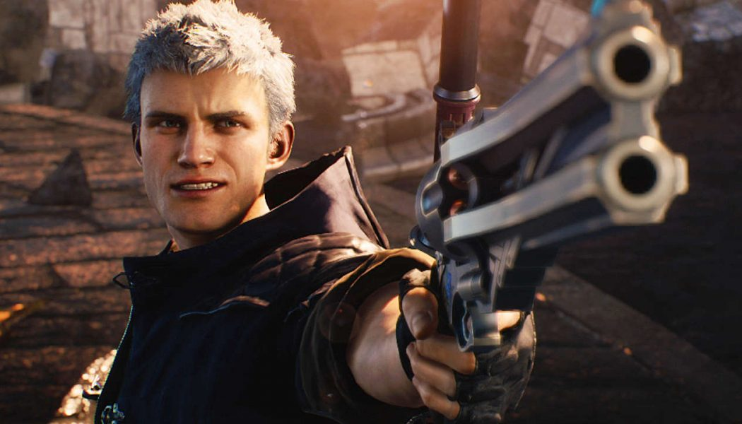 Nuevo demo de Devil May Cry V