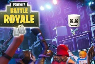 ¡Marshmello la Rompió! Fortnite
