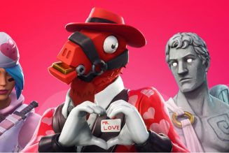 Esparce el amor en este evento de Fortnite