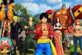 One Piece: World Seeker presenta su sistema de karma