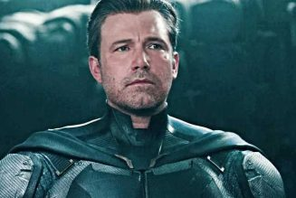Ben Affleck deja a Batman definitivamente