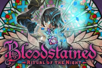 Bloodstained: Ritual of the Night.