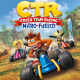 Baby T. Llega a Crash Team Racing Nitro-Fueled