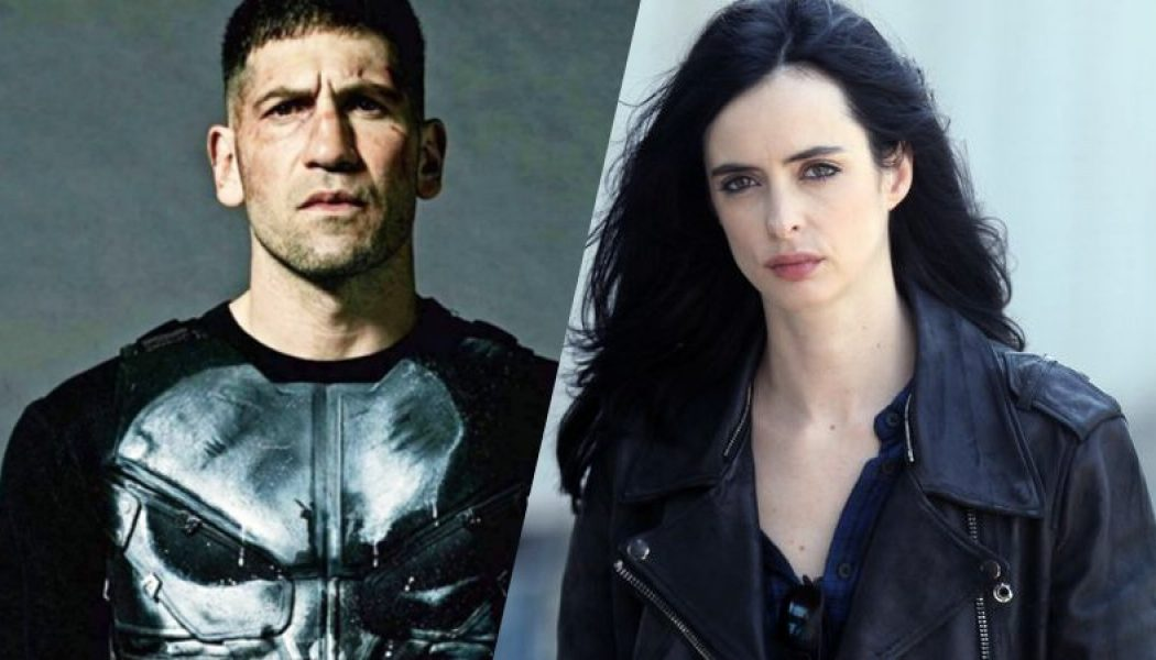 Jessica Jones y The Punisher han sido canceladas