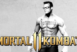 Johnny Cage está de regreso: Mortal Kombat 11