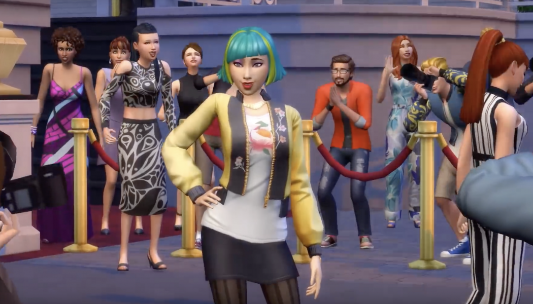 The Sims 4: Get Famous PS4 y Xbox One