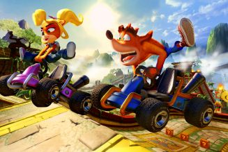 Crash Team Racing Nitro Fueled obtiene Turbo Boost