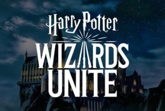 Así será Harry Potter: Wizards Unite