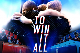 To Win it all: El documental de esports de Tom Clancy's Rainbow Six Siege