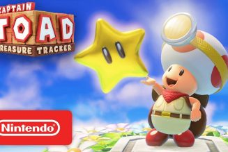 Captain Toad: Treasure Tracker recibe DLC en Switch