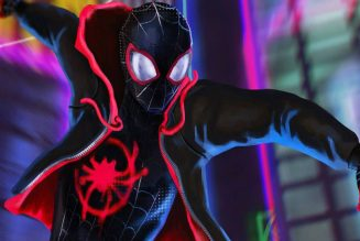 Spider-Man into the Spider-Verse llega a Blue Ray