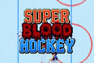 Super Blood Hockey llega a la Switch