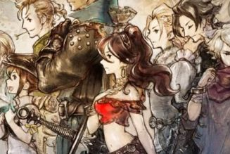 Octopath Traveler llegará a PC