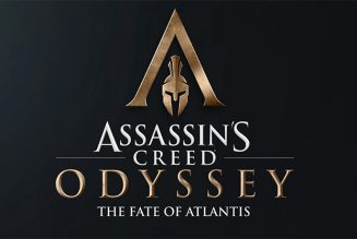 Anuncian DLC Assassin's Creed Odyssey: The Fate of Atlantis