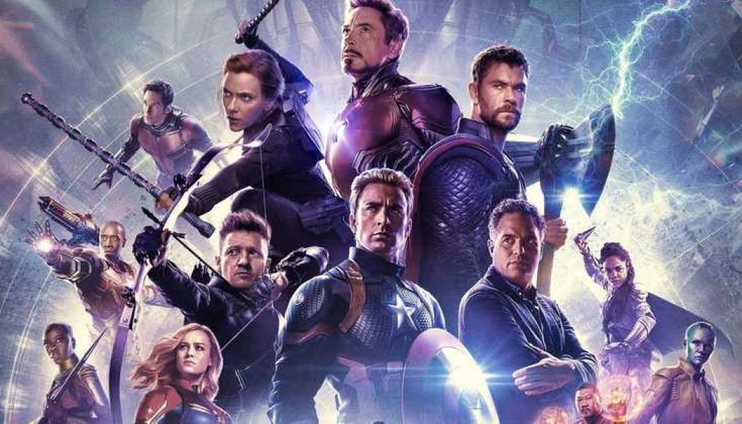 Avengers: End Game y su alfombra morada
