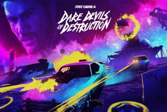 Just Cause 4 Dare Devils of Destruction
