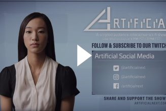 Artificial, la serie experimental de Twitch regresa.