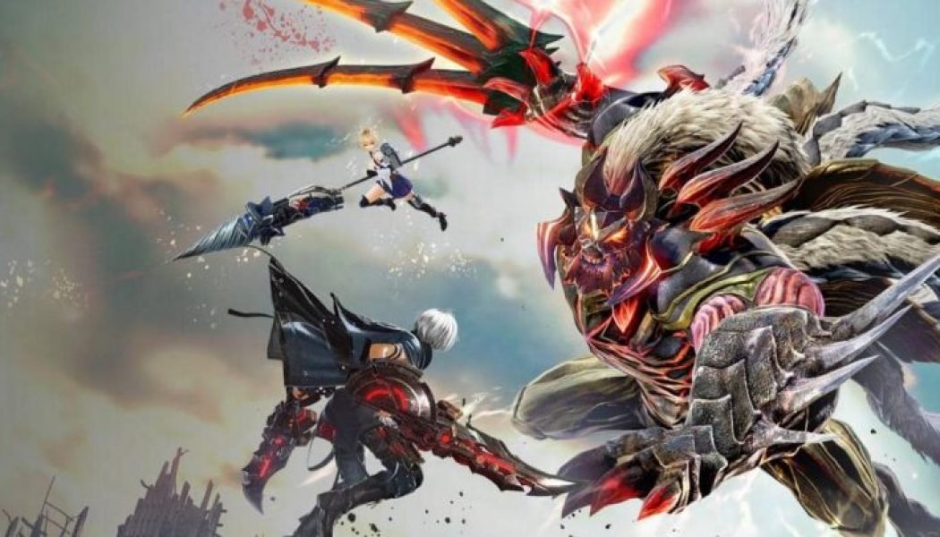 God Eater 3 viene a Nintendo Switch