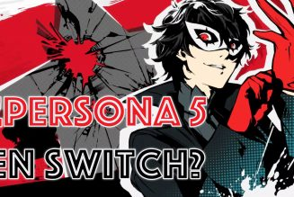 Best Buy Revela Persona 5 para Switch