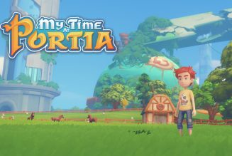 My Time in Portia, simulación post apocalíptica