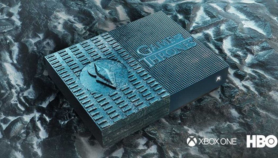 ¡Dracarys Xbox! Edición especial Game of Thrones