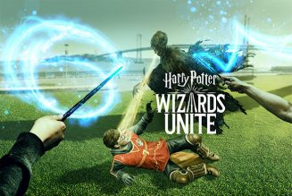 Llamando a los magos de Harry Potter: Wizards Unite