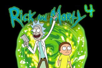 Rick and Morty anuncia su cuarta temporada