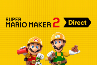 Super Mario Maker 2 tendrá su propio Direct