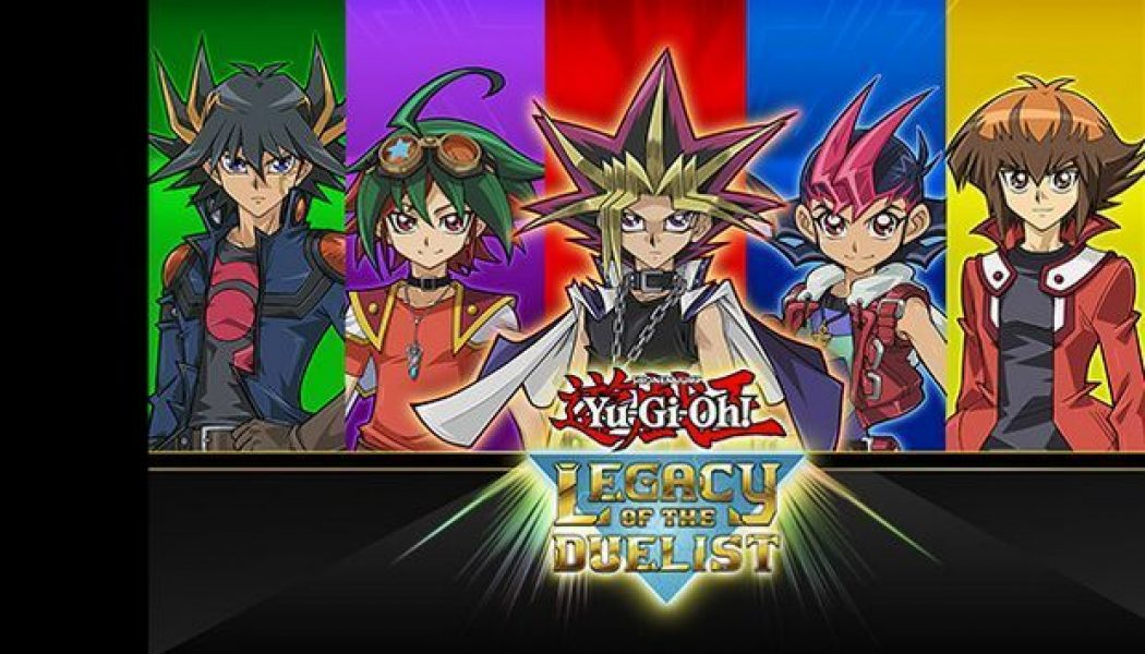 ¡Es hora del duelo! Yu-Gi-Oh! Legacy of the Duelist: Link Evolution