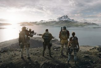 Tom Clancy's Ghost Recon Breakpoint en octubre