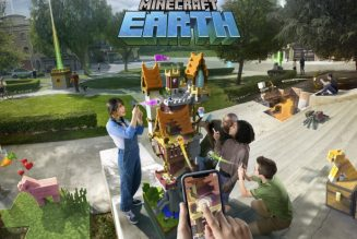 Minecraft Earth abre beta para usuarios Android