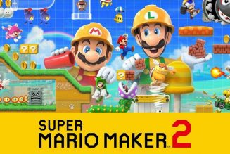 Más gameplay del modo aventura de Super Mario Maker 2