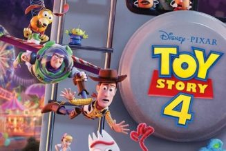 Tráiler final de Toy Story 4