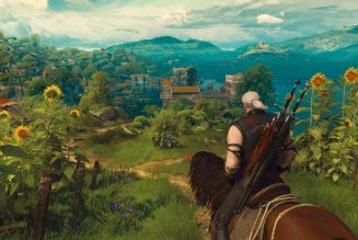 The Witcher III se ve increíble en Nintendo Switch