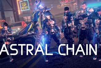Astral Chain una nueva IP exclusiva de Nintendo Switch