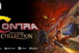 Contra Anniversary Collection no será exclusivo de Nintendo Switch