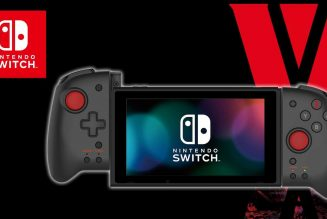 HORI lanza controles de Daemon X Machina