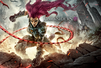 Llega el segundo DLC Keepers of the Void a Darksiders III