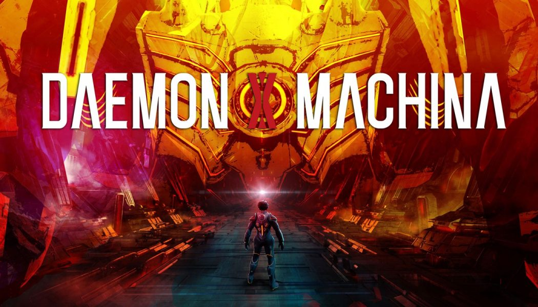 Daemon X Machina revela jefes Gigantescos