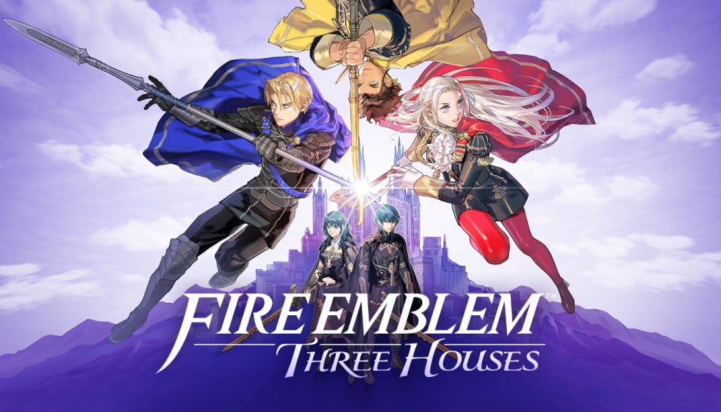 Fire Emblem Three Houses en la E3