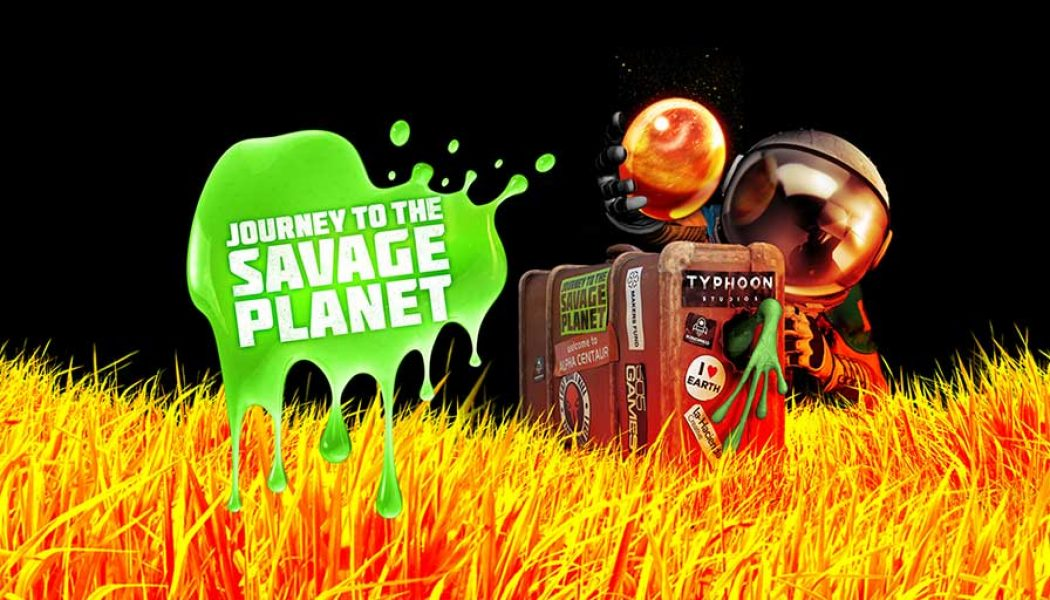 Conoce Journey to the Savage Planet