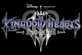 Kingdom Hearts III presenta su DLC Re Mind