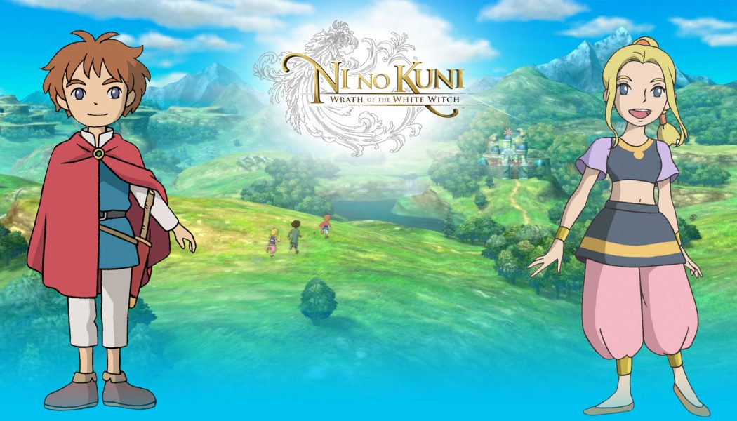 Mira 50 mín. de Ni no Kuni: Wrath of the White Witch