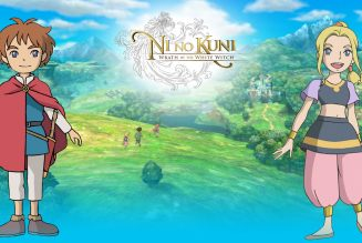 Ya es posible precargar Ni no Kuni: Wrath of the White Witch en Nintendo Switch